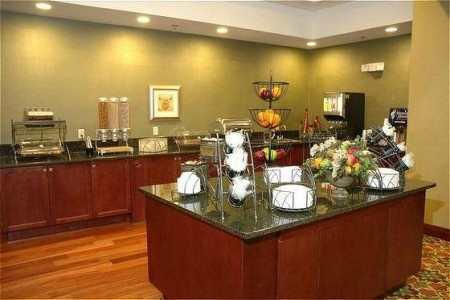 Country Inn & Suites By Carlson, Athens, GA - Breakfast Room