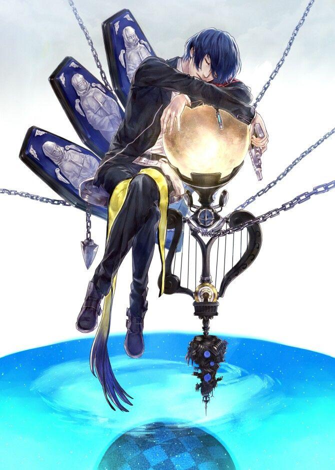 """455 Best Anime Dark """"fantasy"""" Images On Pinterest"""