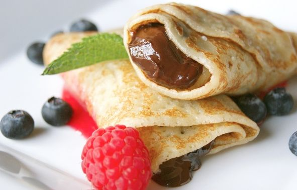 The LEGENDARY Whole Wheat Crepe Recipe: Healthy, Clean Eating Approved!