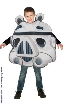 Rovio Angry Birds Stormtrooper Child Costume  $52.70
