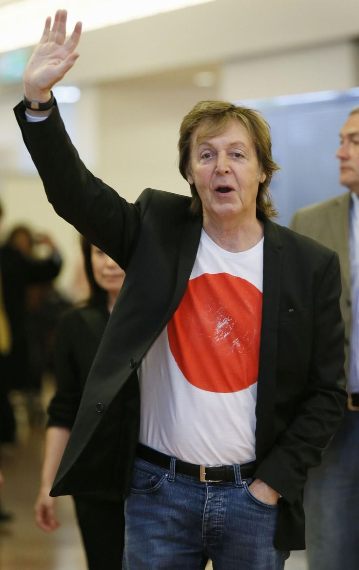 Paul McCartney still not better, postpones US tour dates Going home after being sick in Japan........