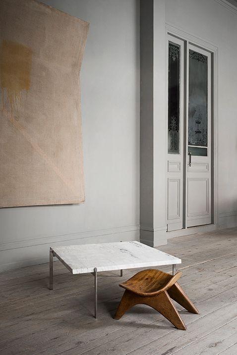 ULF G B☮HLIN • InteriorDesign: via oliver gustav studio/poul-kjaerholm. - I Love Ugly
