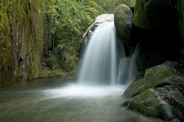 Cachoeira in Visconde de Maua, Brasil   Flickr - Photo Sharing!