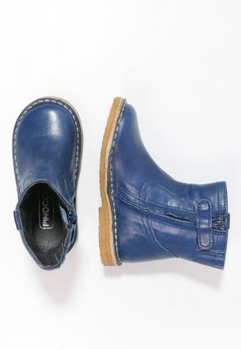 #Pinocchio stivaletti cobalt Blu reale  ad Euro 72.00 in #Pinocchio #Bambini promo scarpe stivali