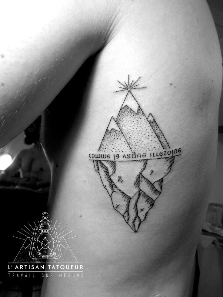 Ice Berg Tattoos Symbol archives - l'artisan tatoueur l'artisan tatoueur