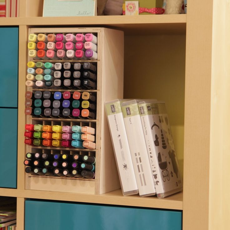 9 Wall Storage Ideas That You Need To Try: 10 Best Marker Storage Images On Pinterest