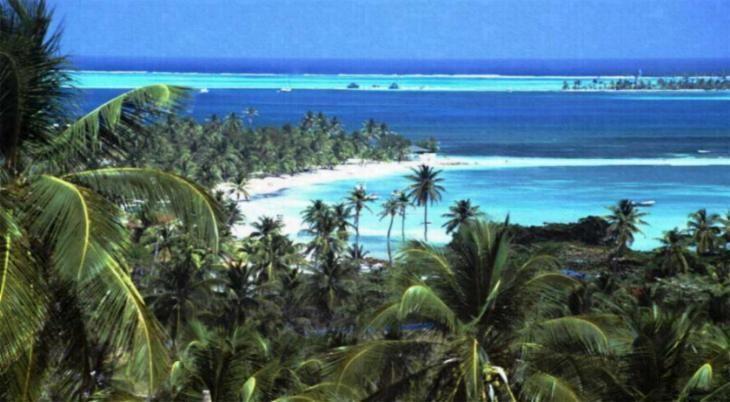 Vale la pena Conocer este paraíso Colombiano. San Andres y su Mar de 7 Colores.
