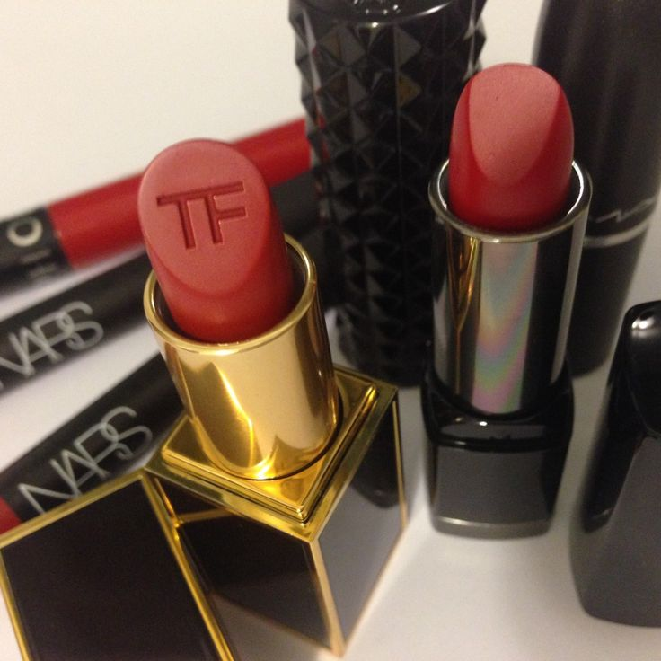 Our Favorite Red Lipsticks