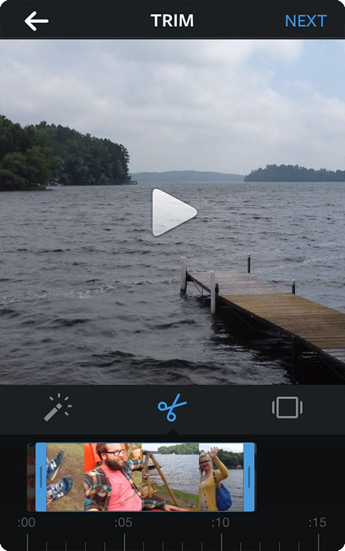 how to make a normal video an hyperlapse
