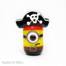 Heather Sellers Art Glass: Walk the Plank