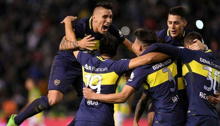Boca goleó a Aldosivi y quedó a un paso del título: El xeneize, en Mar del Plata, derrotó al tiburón con goles de Pavón, Centurión, Gago,…