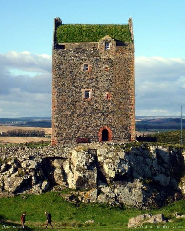 The Pringles, Who Built The Tower Around Were A Prominent Border Family And  Land Owners. In 2011 The Tower Suffered From Severe Damp In The Roof. It  Was ...