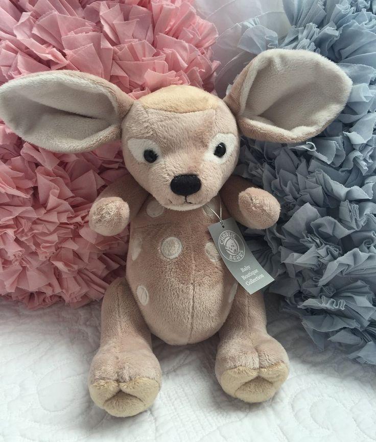 Charlie Bears Beatrice Deer