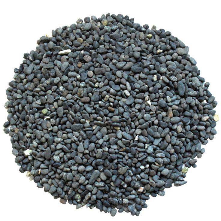 Tuscan Path 5kg 5 - 8mm Black Decorative Pebbles