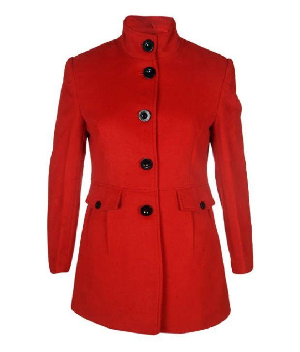 VIRSA Red Tweed Coat, http://www.snapdeal.com/product/virsa-red-tweed-coat/178229588