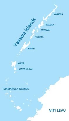 Blue Lagoon Cruises   Yasawa Islands Cruises   South Pacific, Fiji