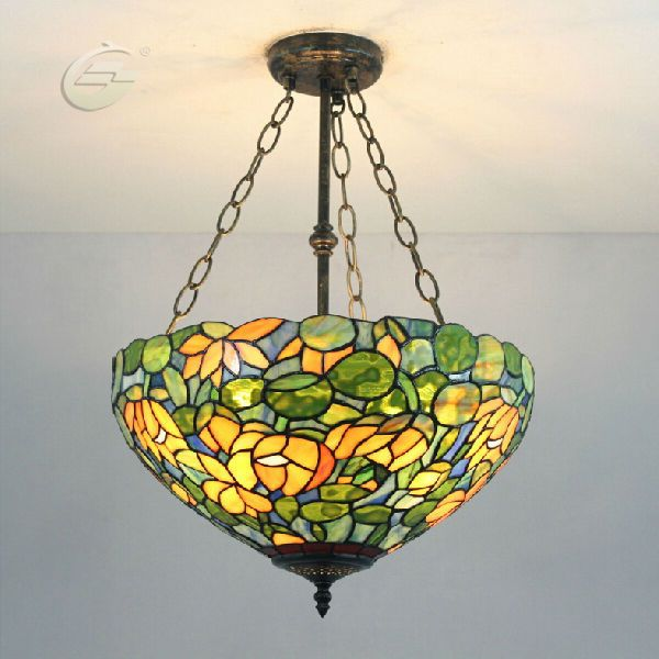 64 Best Tiffany Images On Pinterest  Stained Glass Tiffany Lamps Fascinating Stained Glass Light Fixtures Dining Room Decorating Design