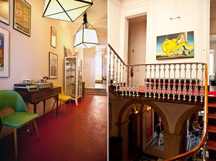 The Independente Hostel & Suites in Lisbon, Portugal   Yatzer