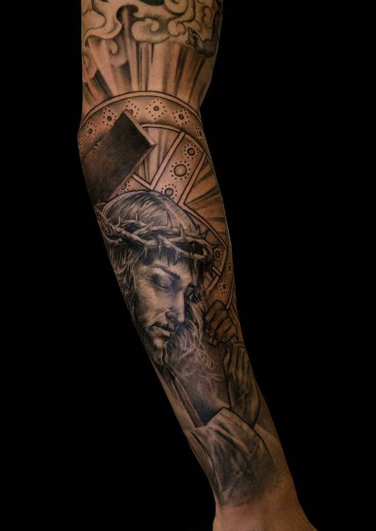 Niki norberg breathtaking detail perplexing mix of for How to blend tattoos into a sleeve