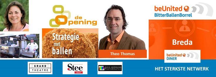 Strategisch Netwerken bij BitterBallenBorrel Breda |… http://www.bitterballenborrel.nl/events/bitterballenborrel-breda-2-2017-07-27/