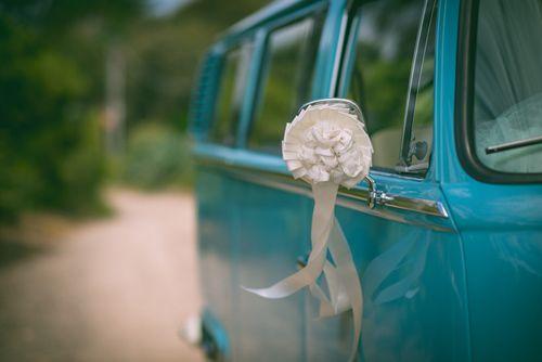 Kombi Love VW Kombi wedding transport in Melbourne #kombilove #wedding #Melbourne