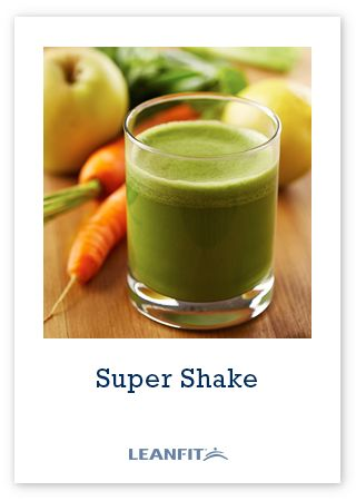 Super Shakes provide you with a balanced supply of protein, carbs and healthy fat for sustained energy and satiety.