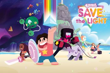 Steven Universe: Save the Light Gets SDCC 2017 Trailer