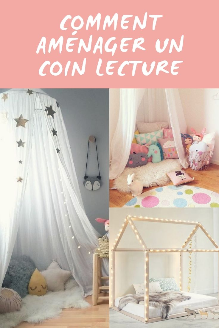 Comment Amenager Un Coin Lecture Coin Lecture Enfants Coin