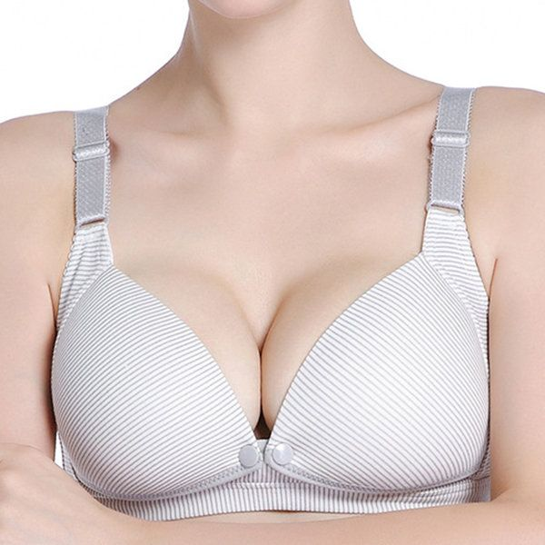 Wireless Cotton Nursing Pregnancy Maternity Bras