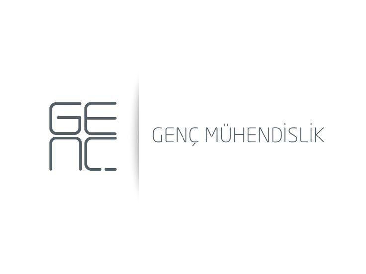 Genç Mühendislik logo tasarımı