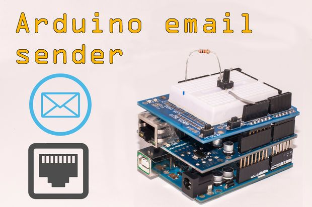 Arduino Email Sender with Ethernet adapter/shield using cloud service Temboo
