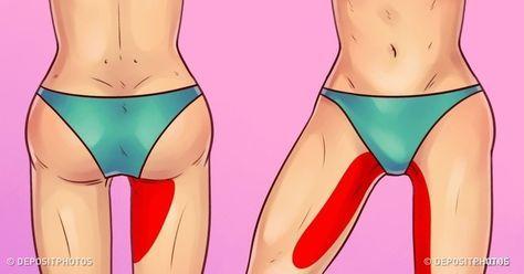7 простых упражнений для упругих ягодиц, бедер и стройных ног