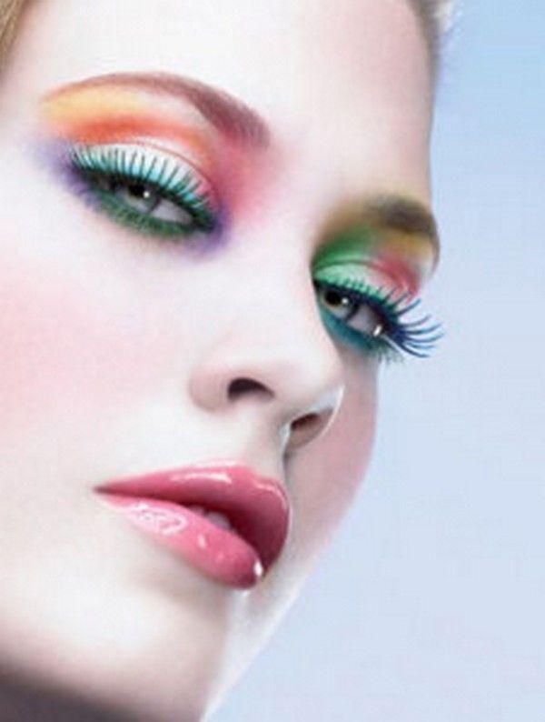 Fashion Makeup | Fashion Eye Makeup #makeup #beauty #fashion