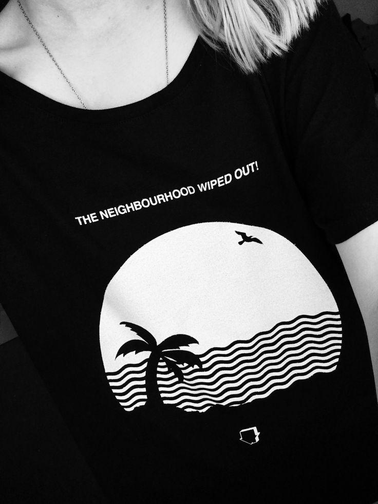 My 'The Neighbourhood' t-shirt has arrived and I LOVE IT :))