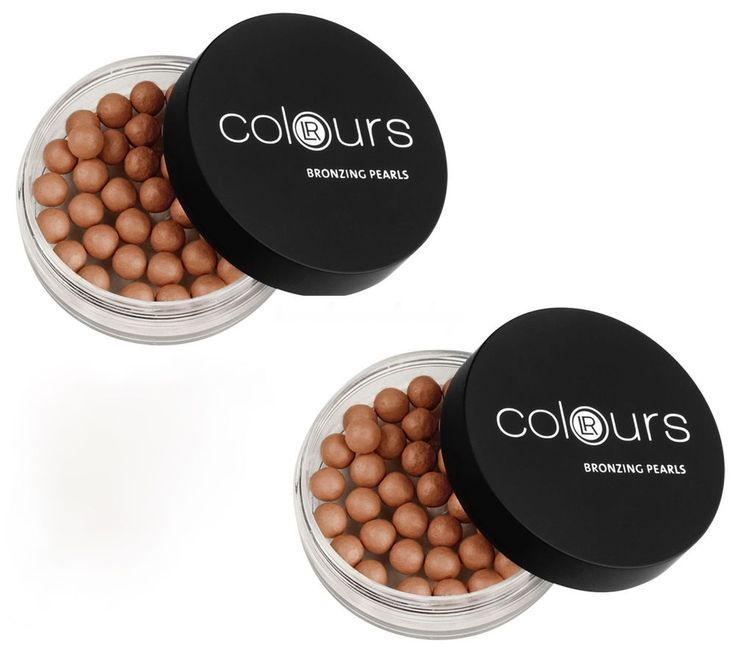 LR Colours Bronzing Pearls 2 x 18 g - Doppelset!