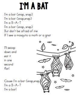 Joyful Learning In KC: Shared Reading~ Halloween poems