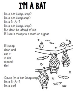 Joyful Learning In KC: Shared Reading~ Halloween poems