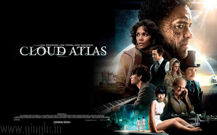 Download Cloud Atlas full movie for free from this link - http://www.gingle.in/movies/download-Cloud-Atlas-free-3119.htm without registration and almost no waiting time. No need of a credit card either! This free download link is powered by gingle which is a really great download website!