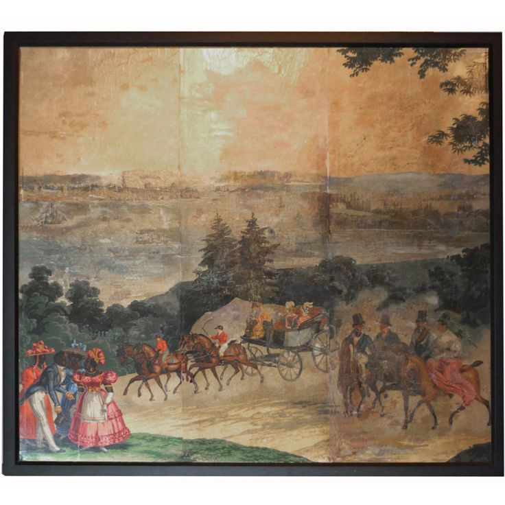 1000 images about zuber murals on pinterest for Bay view wall mural