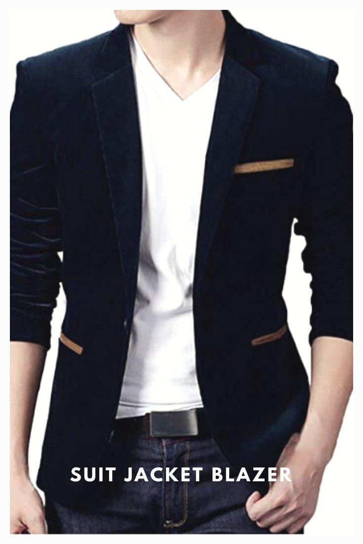 Suit Jacket Blazer Menfashion Blazers Men Styles Menstyles