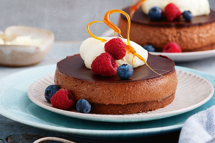 You'd let them have the last spoonful, but trust us, this is too good to share! #mousse