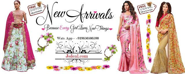 JAYSAREES BLOG WORLD: Because Every Girl Loves New Things