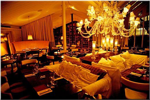 "Restaurant ""Bon"" @Paris."