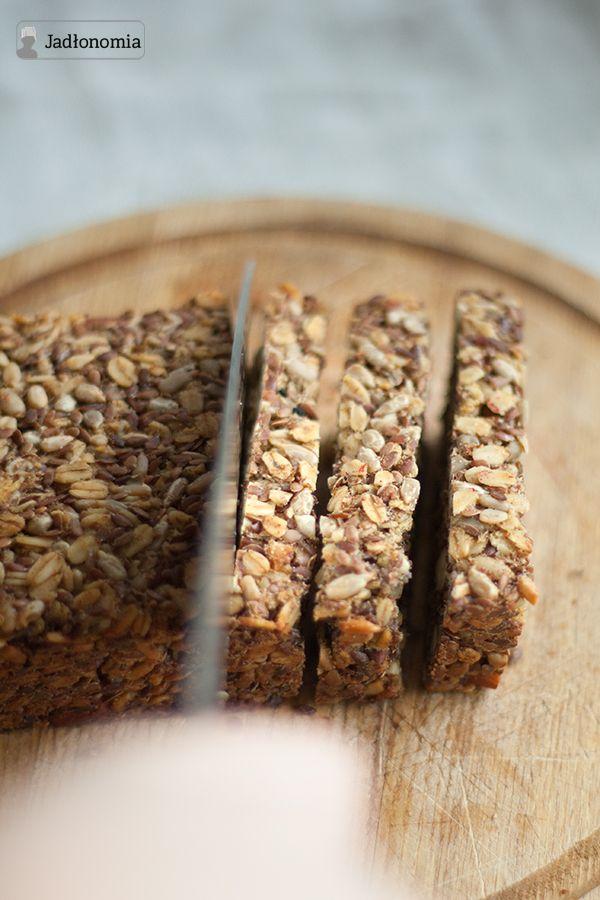 jadłonomia · roślinne przepisy: Chleb zmieniający życie
