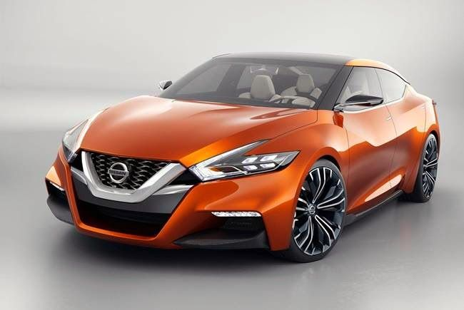 2015 Nissan Maxima Release Date And Redesign #JimClickAuto