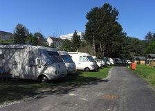 Deluxe pitches   Nantes Camping