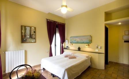 Hotel Villa Medici Naples, Room 203