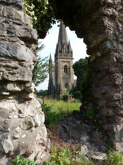 Medieval, Llandaff Cathedral, Wales