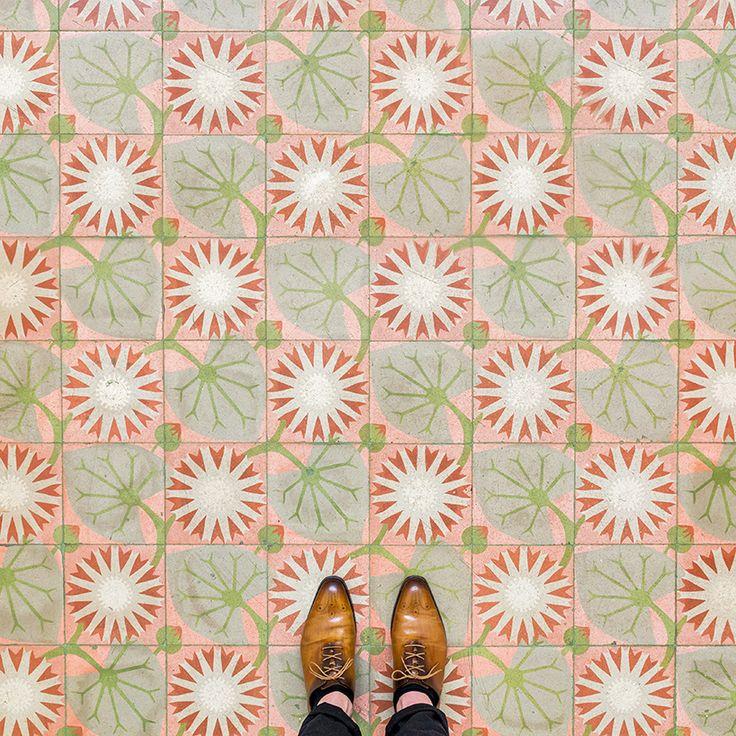 casa lleo morera #floors #flooring #art #Inspiration #Photography #Design #SebastianErras #PixArtPrinting #BarcelonaFloors #Vibrant #Culture #Community #Treasures #DesignInspiration #design2016 #Architecture