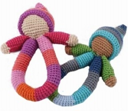 Revive Fair Trade - baby rattle